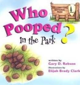 Who Pooped in Yellowstone park book