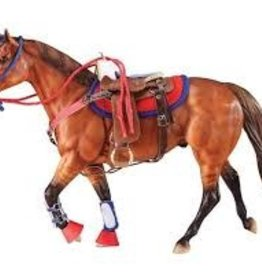 Reeves International Western Riding Set - Hot Colors