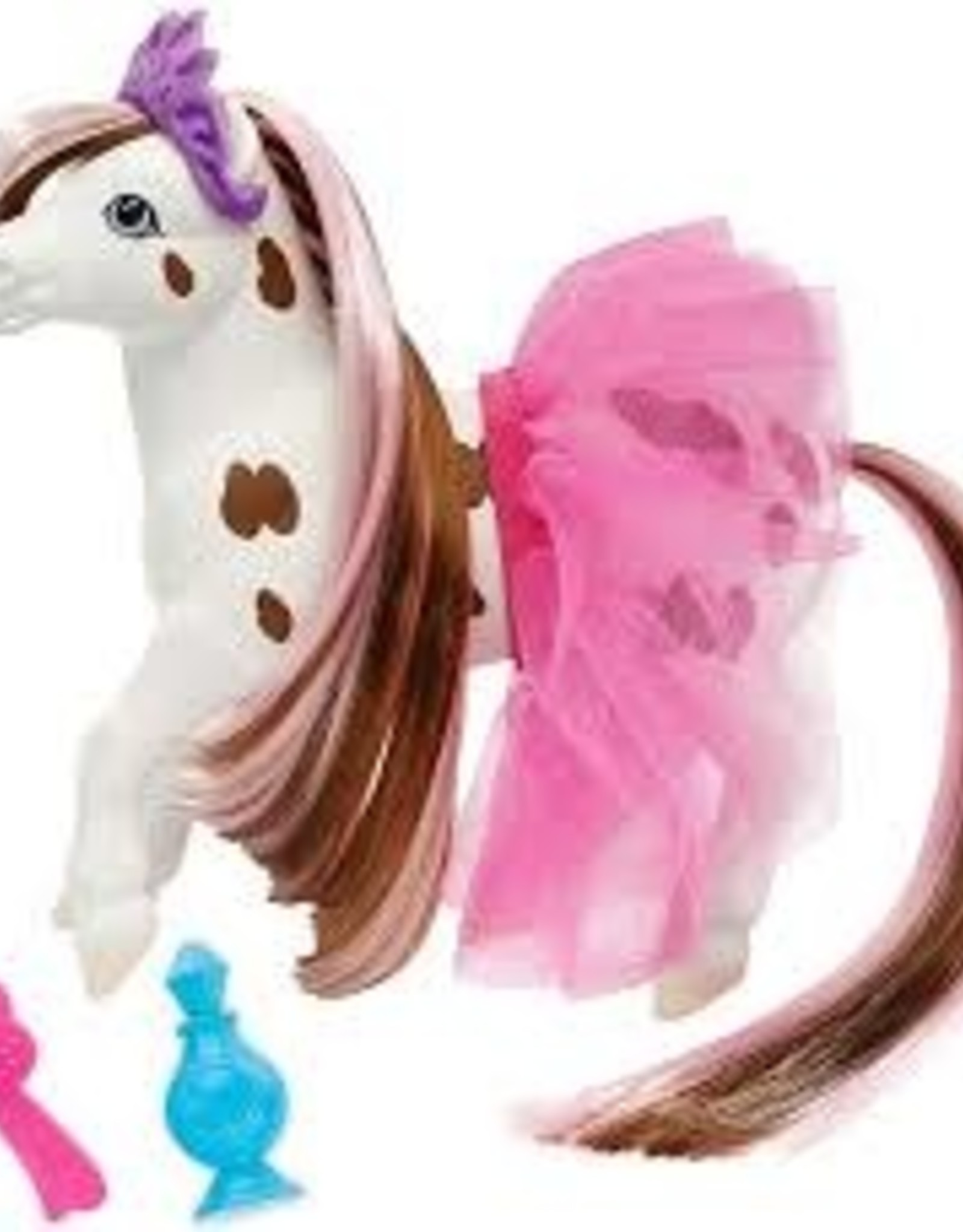 Blossom the Ballerina - Color Change Horse - NEW