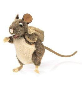 Pack rat puppet