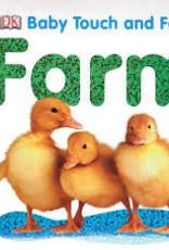 Baby Touch & Feel Farm Book