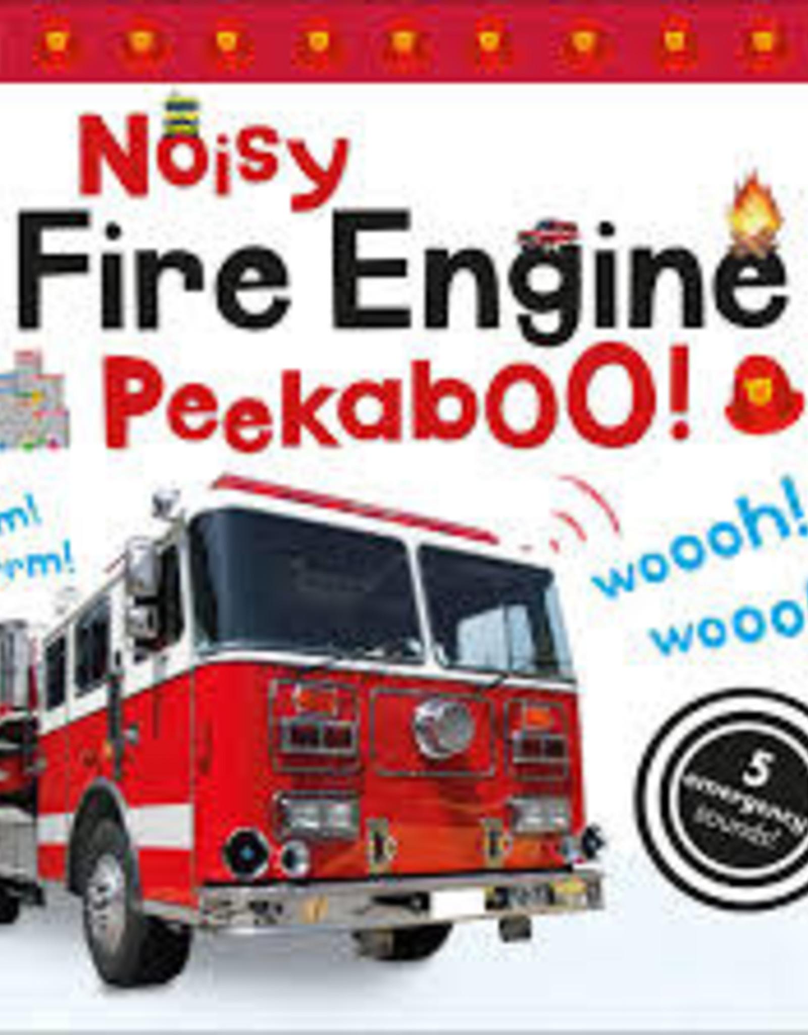 Noisy Fire Engine Peek-A-Boo