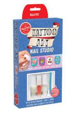 Tattoo art nail studio