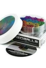 Tessaract Cassette: 864 Rainbow Neoballs