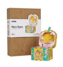 ROBOTIME Dancing Ballerina - Music Box