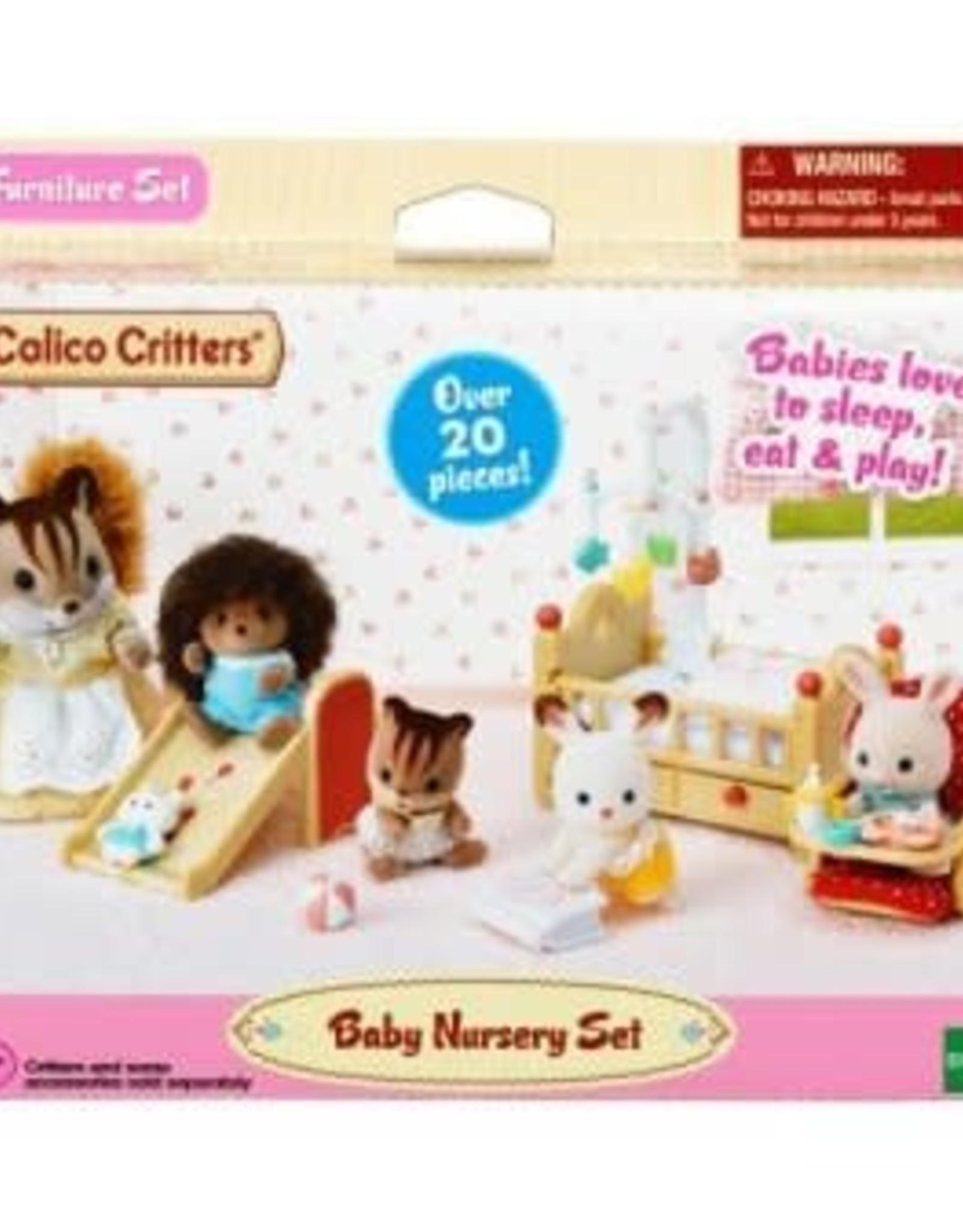 Calico Critters Baby Nursery