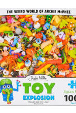 Accoutrements Toy Explosion Puzzle