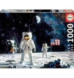 First Men on the Moon (1000 piece puzzle)