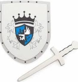 Sword & Shield Set Blue