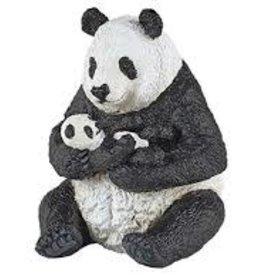 Panda & Baby papo