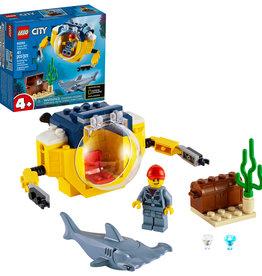 City: Ocean Ocean Mini-Submarine