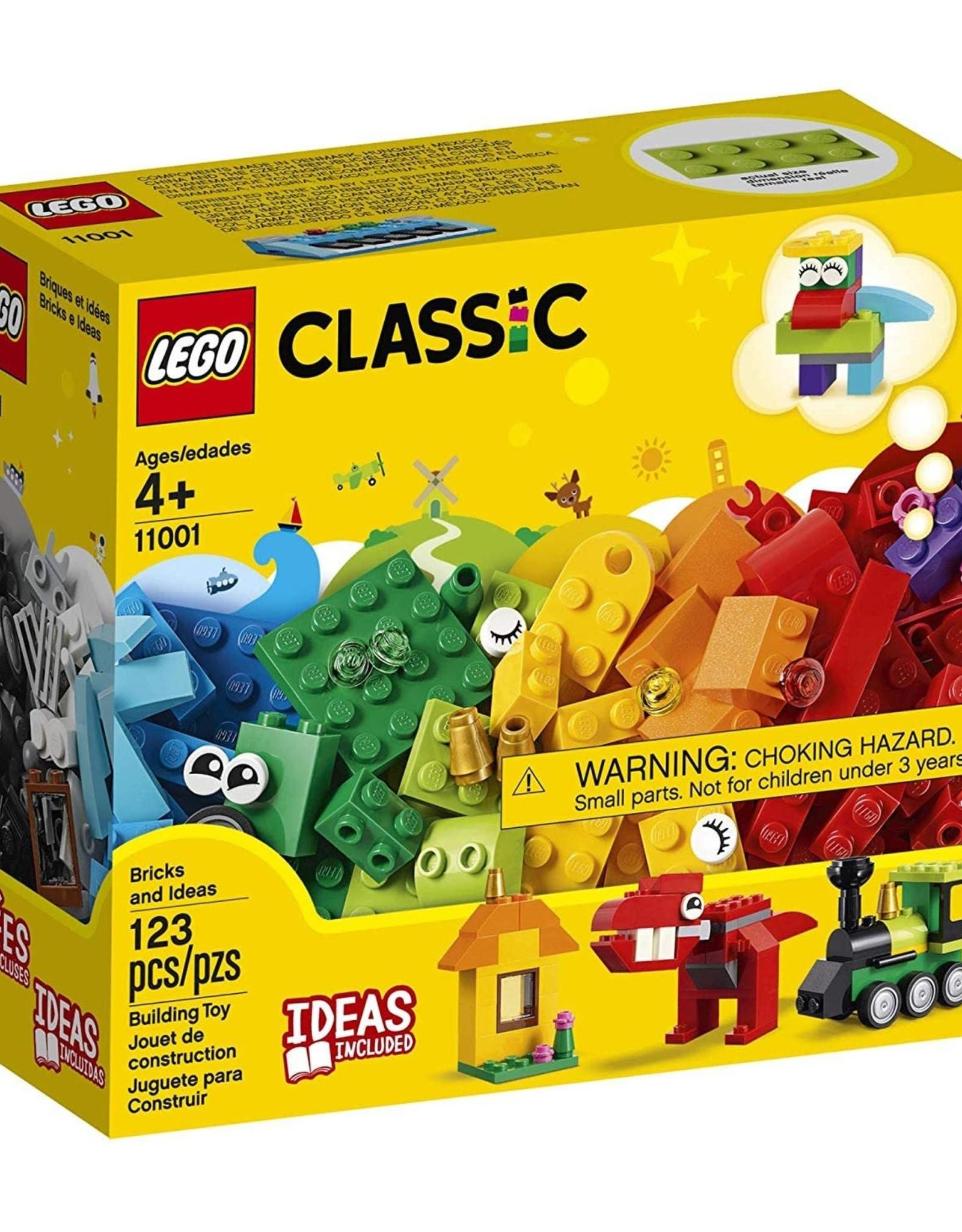 Classic Bricks and Ideas