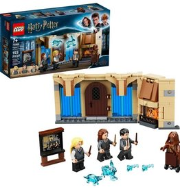 HOGWARTS ROOM OF REQUIREMENT LEGO