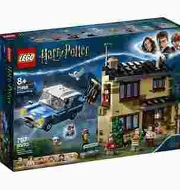 4 PRIVET DRIVE HARRY POTTER LEGO