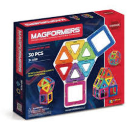 Magformer rainbow basic 30pc set