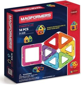 Magformer Rainbow basic 14pc set