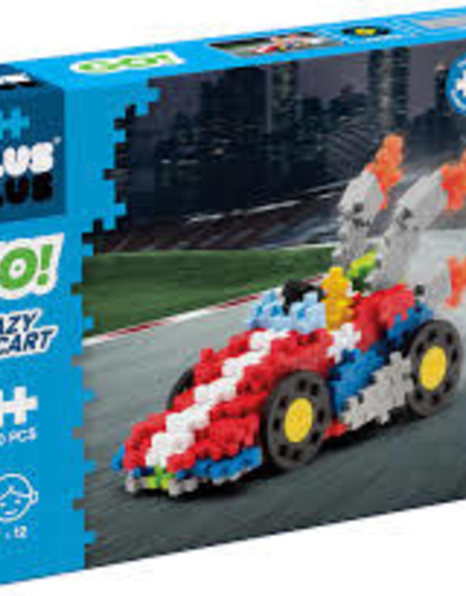 Plus-Plus GO! ++ Crazy Cart