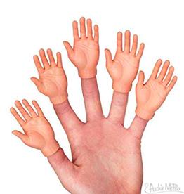 FINGER HANDS, little hands - ARCHIE MCPHEE