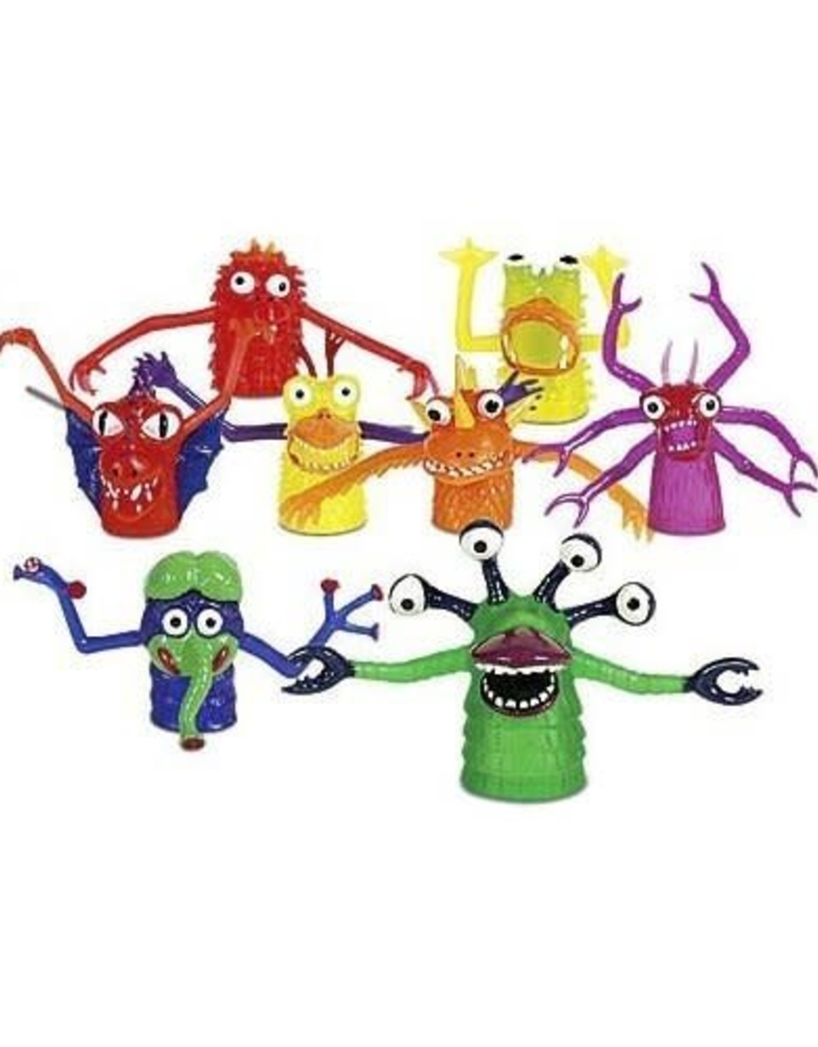 Accoutrements Finger Monsters