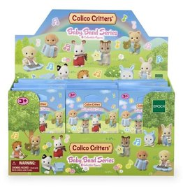 Calico Critters Baby Collectibles - Baby Outdoor Series #1