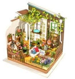 Miller's Garden - DIY Miniature