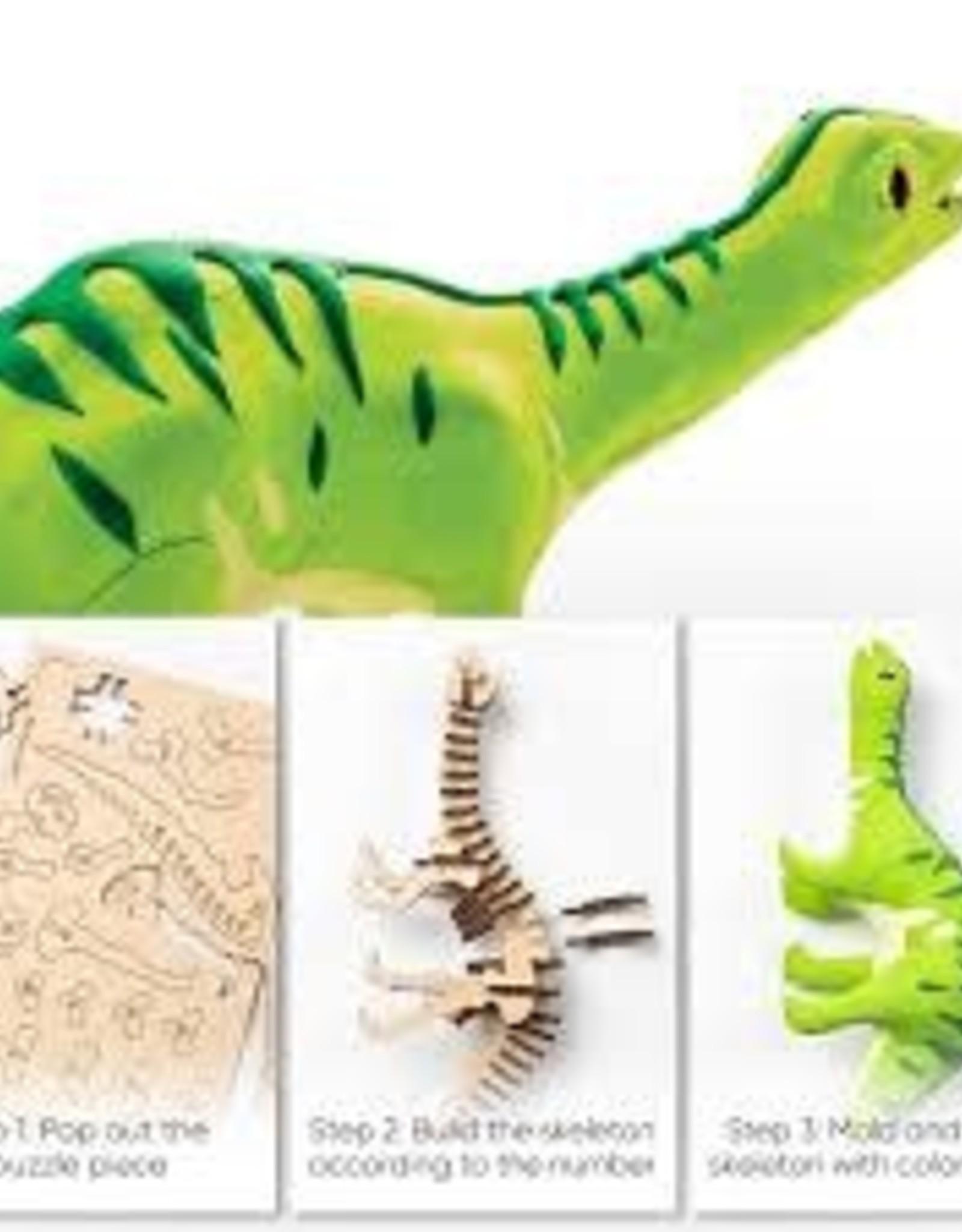 Back to Life - Brontosaurus