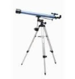 D.60/F.800 Refractor telescope with metal tripod and CD-Rom