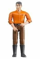 Bruder Man- brown jeans