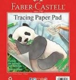 "Tracing Paper Pad 9"" x 12"