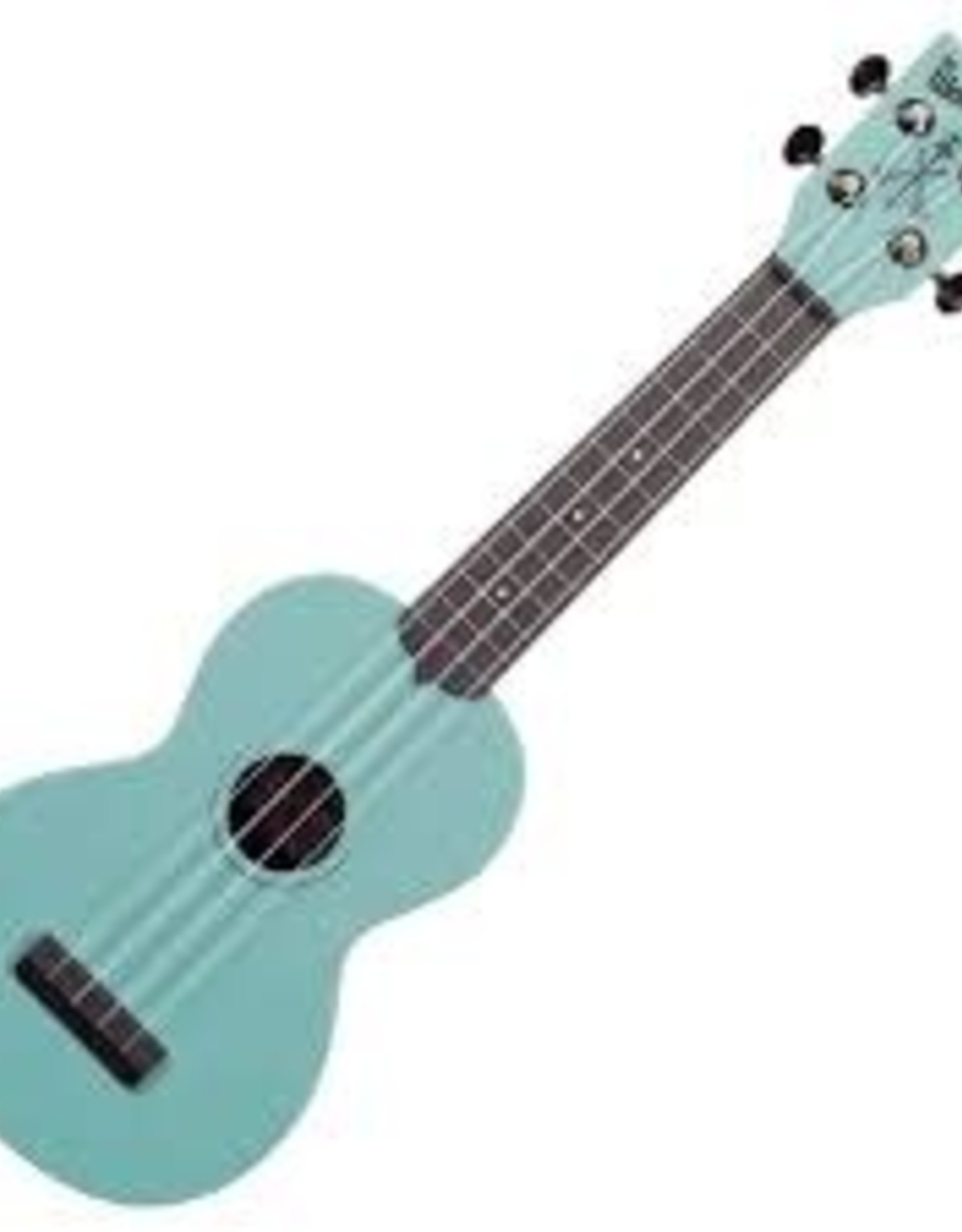Kala Waterman Glow in the Dark Blue Soprano Ukulele