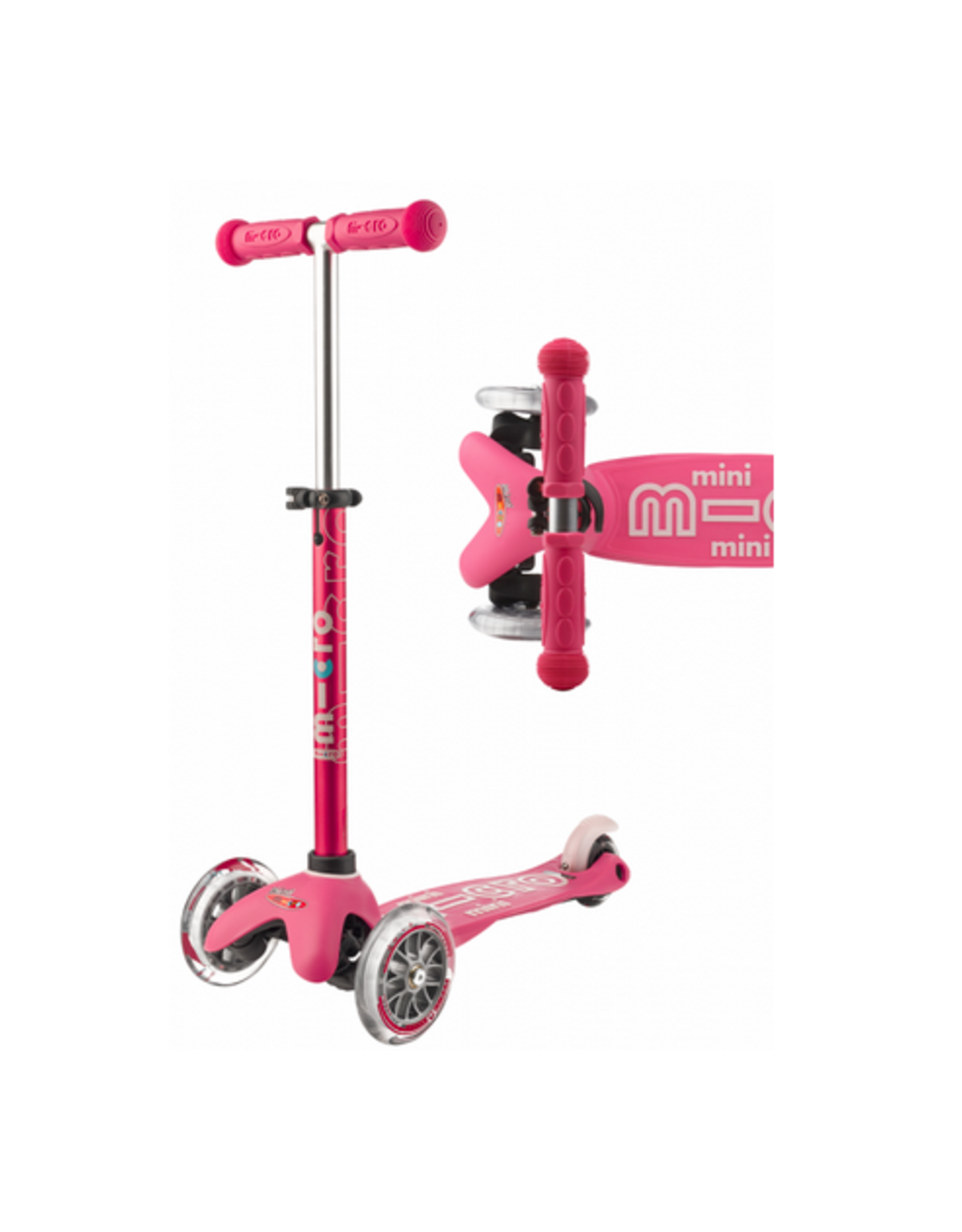 Mini Deluxe Micro Scooter Pink