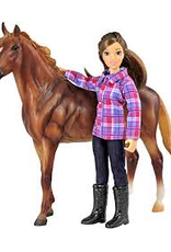 Classics Western horse and rider