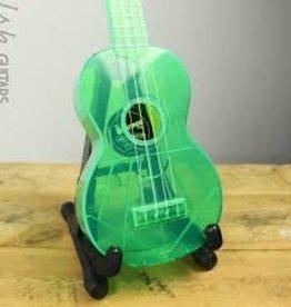 Kala Waterman Fluorescent Green Soprano Ukulele