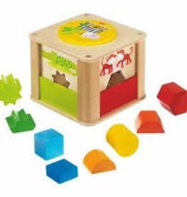 Haba Habermaas Zookeeper Sorting Box