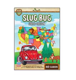 Jr Ranger - Slug Bug State-cation Card Game