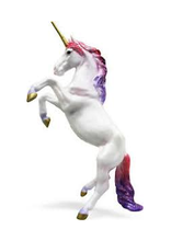 Unicorn Foal Rearing Rainbow