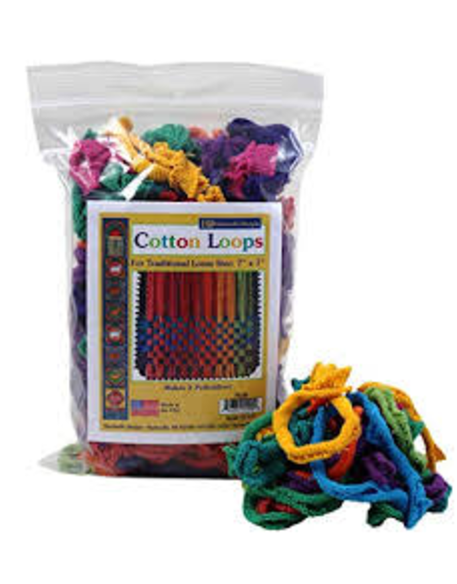 LOOPS FOR PRO POTHOLDER MULTICOLOR
