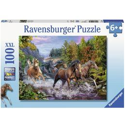 Rushing River Horses 100pc