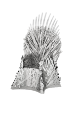Metal Earth Game of Thrones - Iron Throne