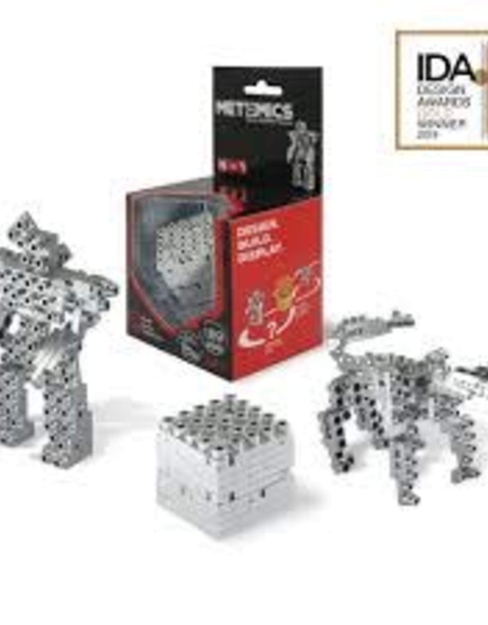 Metomics Collector Mind (Silver) 69pc