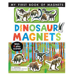 DINOSAUR MAGNETS BB