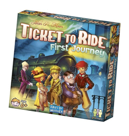 Ticket to ride KIds edition- Asmodee