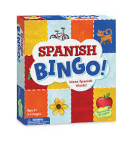 Spainish Bingo