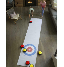 Electronic Curling Game