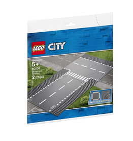 City: Town Straight and T-junction board