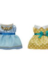 Calico Critters Dress Up Set (Light Blue & Yellow)