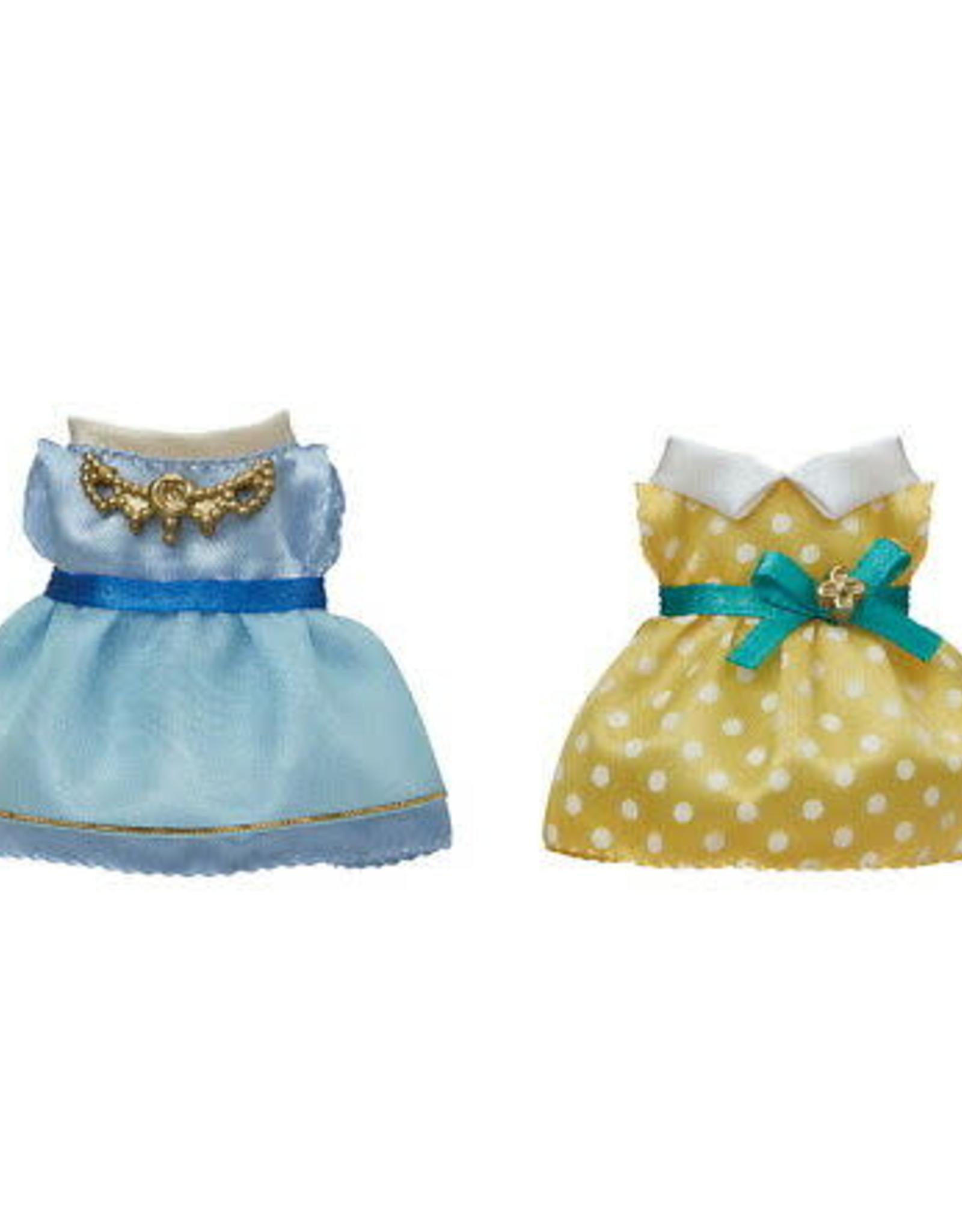 Dress Up Set (Light Blue & Yellow)