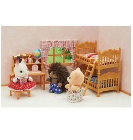 calico critter children's bedroom set