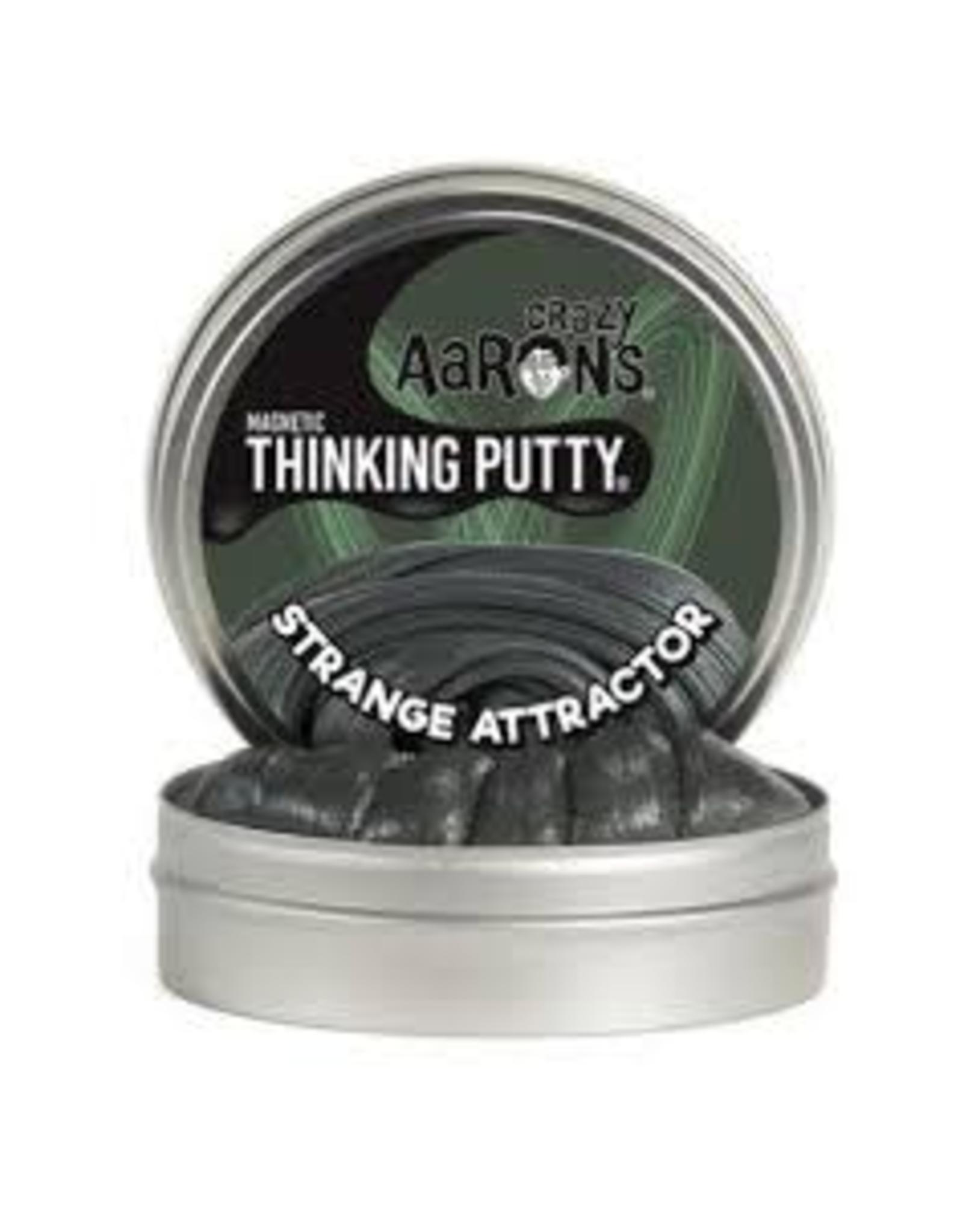 "Crazy Aaron's Strange Attractor Super Magnetic 4"" Tin plus magnet"