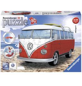 VW Bus 3D Puzzle (162 pc)